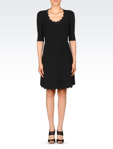 emporio-armani-dress-in-viscose-blend-in-black