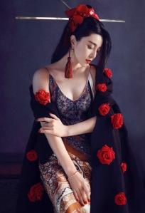 范冰冰 X Harper's Bazaar China October 2016 -2016.9.15-
