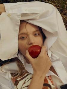 Gemma Ward X Wonderland Magazine Fall 2016 -2016.9.29-