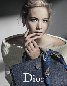 Jennifer Lawrence X Dior Handbag Fall 2016 Campaign -2016.9.5-