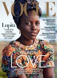 Lupita Nyong'o X Vogue US October 2016 -2016.9.15-