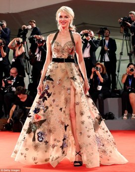 Naomi Watts in Elie Saab Fall 2016 Couture