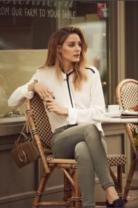 Olivia Palermo X Banana Republic Global Style Ambassador Campaign -2016.9.11-