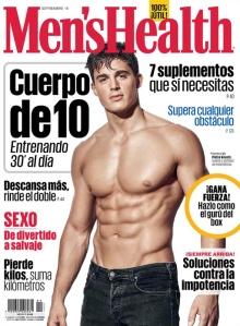 Pietro Boselli X Men's Health España & China September 2016 -2016.9.5-