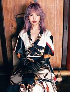 楊丞琳 X Marie Claire Taiwan October 2016 -2016.9.30-