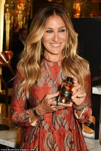 Stash Party— Sarah Jessica Parker -2016.9.14-