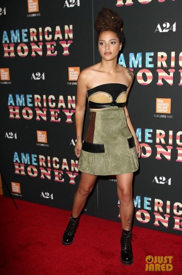"""New York Premiere of A24's """"AMERICAN HONEY"""""""