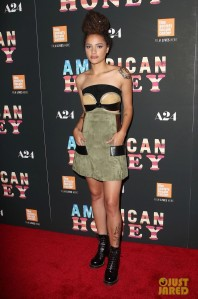 American Honey NY Premiere— Sasha Lane -2016.9.16-