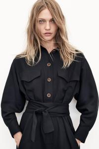 Sasha Pivovarova X Zara Fall 2016 Campaign -2016.9.22-