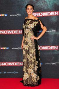 Snowden Munich Premiere— Shailene Woodley -2016.9.21-