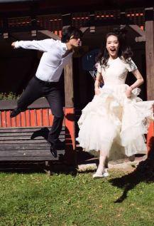 Shu Qi & Stephen Fung-1
