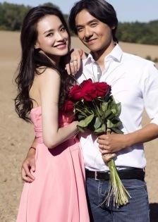 Shu Qi & Stephen Fung-2