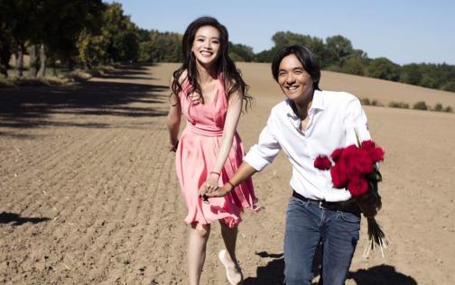 Shu Qi & Stephen Fung-3