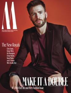 W Magazine October 2016: The New Roylas 2016 -2016.9.13-