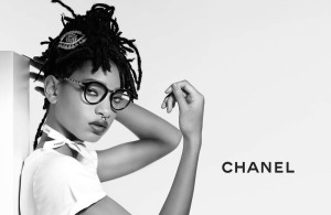 Willow Smith X Chanel Eyewear Fall 2016 Campaign -216.8.31-