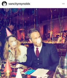 Happy 40th Birthday, Ryan Reynolds! -2016.10.26-
