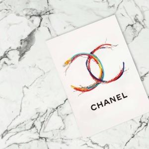 CHANEL Spring 2017 Invitation -2016.10.3-