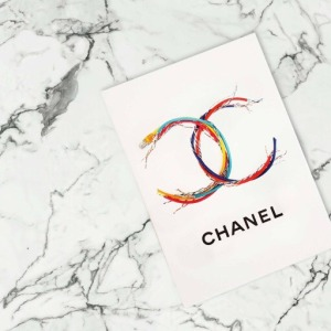 CHANEL Spring 2017 Invitation -2016.10.3-