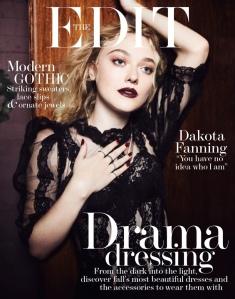 Dakota Fanning X The Edit October 2016 -2016.10.24-