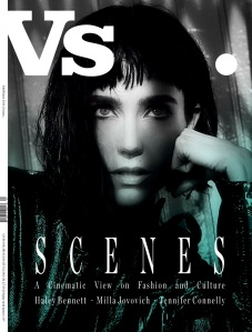 Jennifer Connelly X VS Magazine Fall 2016 Issue -2016.10.23-