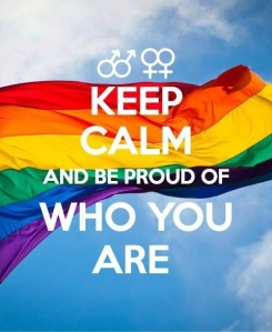Be Proud of Who You Are -2016.10,29-