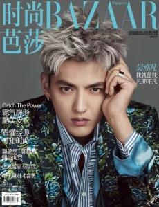 吳亦凡 X Harper's Bazaar China November 2016 Cover -2016.10.22-