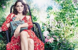 Marion Cotillard X Lady Dior Resort 2017 Campaign -2016.10.26-