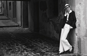 Stella Tennant & Mica Arganaraz X Chanel Resort 2017 Campaign -2016.10.25-