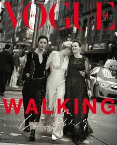 Vogue Italia October 2016 Cover -2016.10.7-