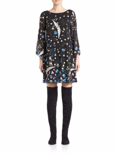 alice-olivia-eleonora-embroidered-chiffon-mini-dress