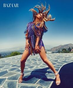 Jennifer Lopez X Harper's Bazaar Dec 2016/Jan 2017 -2016.11.18-