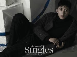 黃景瑜 X Singles Korea December 2016 -2016.11.22-