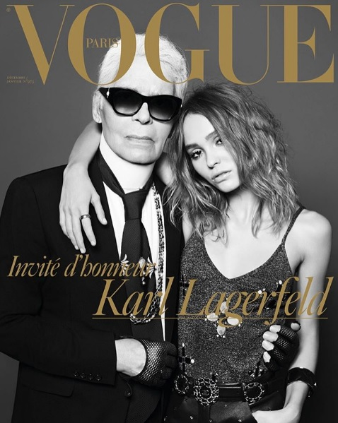 karl-lagerfeld-lily-rose-depp-vogue-paris-december-2016-january-2017-cover