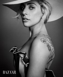 Lady Gaga X Harper's Bazaar Dec 2016/Jan 2017 -2016.11.15-