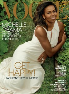 Michelle Obama X Vogue US December 2016 -2016.11.12-