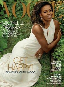 Michelle Obama X Vogue US December 2016 -2016.11.12-