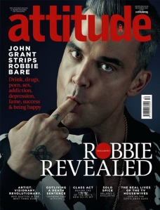 Robbie Williams X Attitude Magazine 2016 -2016.11.11-