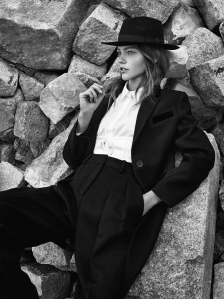 Sasha Pivovarova X Vogue Paris November 2016 -2016.11.5-
