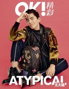 王大陸 X OK!精彩 November 2016 -2016.11.21-