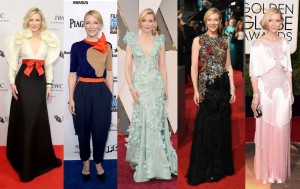 2016 Best Dressed Review: Cate Blanchett -2016.12.22-