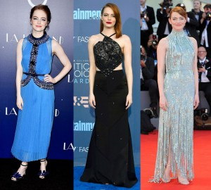 2016 Best Dressed Review: Emma Stone -2016.12.23-