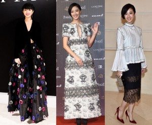 2016 Best Dressed Review: 桂綸鎂 -2016.12.25-