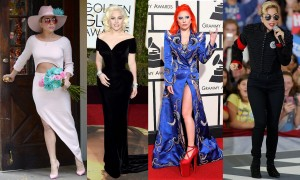 2016 Best Dressed Review: Lady Gaga -2016.12.23-