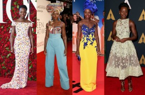 2016 Best Dressed Review: Lupita Nyong'o -2016.12.22-