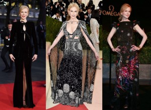 2016 Best Dressed Review: Nicole Kidman -2016.12.27-