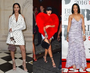 2016 Best Dressed Review: Rihanna -2016.12.28-