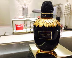 Alexander McQueen-McQueen Parfum 2016 -2016.12.24-