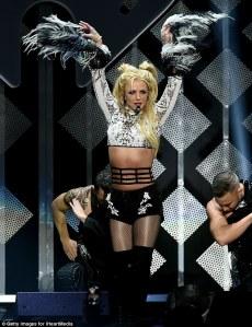 2016 iHeartRadio Jingle Ball— Britney Spears -2016.12.4-