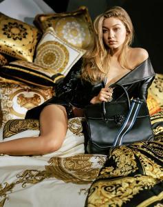 Gigi Hadid X Versace Fall 2016 Campaign -2016.12.19-