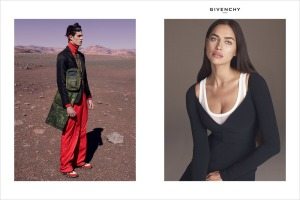 Givenchy Spring 2017 Campaign -2016.12.22-